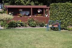 Nicht nur der Kleingarten, sondern auch der Laubeninhalt ist mitversichert.
